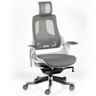 Кресло хай-тек SPECIAL4YOU WAU Snowy Fabric White (E6163)