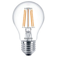 Лампочка LED PHILIPS LED Fila ND A60 E27 4.3W 2700K 220V (929001180407)