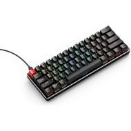 Клавіатура GLORIOUS GMMK Compact Black (GMMK-COMPACT-BRN)