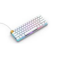 Клавіатура GLORIOUS GMMK Compact White Ice Edition (GLO-GMMK-COM-BRN-W)