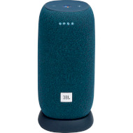 Розумна колонка JBL Link Portable Blue (JBLLINKPORBLU)