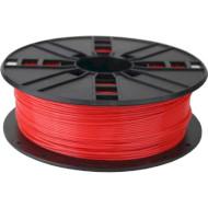 Пластиковый материал (филамент) для 3D принтера GEMBIRD PLA 1.75mm Red (3DP-PLA1.75GE-01-R)