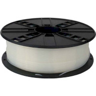 Пластиковий матеріал (філамент) для 3D принтера GEMBIRD PLA 1.75mm White (3DP-PLA1.75-01-NAT)