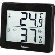 Термогигрометр HAMA TH-130 Black (00186361)