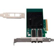 Мережева карта FRIME PCIe x8 Dual 10G SFP+ (NCF-10GBXL710.DSFPP)