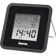 Термогигрометр HAMA TH-50 Black (00186370)