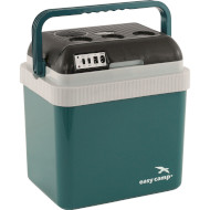 Холодильник автомобильный EASY CAMP Chilly 12V/230V Coolbox 24L Petrol Blue (600030)