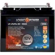 Автомобільний акумулятор LOGICPOWER LiFePO4 12В 100 Агод (LP14289)