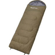 Спальный мешок MOUSSON Qubo L Olive 220см