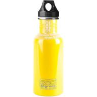Пляшка для води SEA TO SUMMIT 360 Degrees Stainless Steel Botte Yellow 550мл