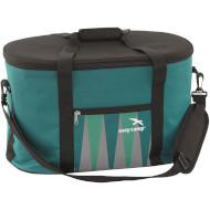 Термосумка EASY CAMP Backgammon Cool Bag L Petrol Blue 28л (928951)