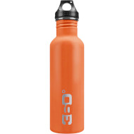 Пляшка для води SEA TO SUMMIT 360 Degrees Stainless Steel Botte Pumpkin 750мл