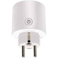 Розумна розетка POWERPLANT Tuya Smart Socket Wi-Fi