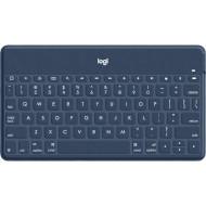 Клавиатура беспроводная LOGITECH Keys-To-Go RU Classic Blue (920-010123)