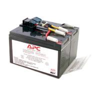 Аккумуляторная батарея APC RBC48 (12В, 7.5Ач)