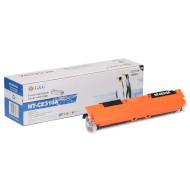 Тонер-картридж G&G для HP LJ CP1025/1025nw, Canon LBP7010C/7018C Black (G&G-CE310A)