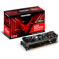 Видеокарта POWERCOLOR Red Devil Radeon RX 6900 XT Ultimate 16GB GDDR6 (AXRX 6900XTU 16GBD6-3DHE/OC)