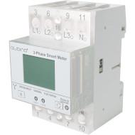 Контролер споживання енергії QUBINO 3-Phase Smart Meter (GOAEZMNHXD1)