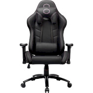 Кресло геймерское COOLER MASTER Caliber R2 Black (CMI-GCR2-2019BB)