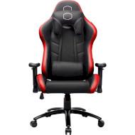Кресло геймерское COOLER MASTER Caliber R2 Red/Black (CMI-GCR2-2019R)