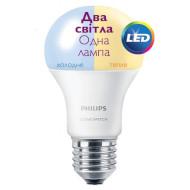 Лампочка LED PHILIPS LED Scene Switch A55 E27 9.5W 3000/6500K 220V