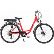 """Електровелосипед MAXXTER City Elite 28"""" Red"""