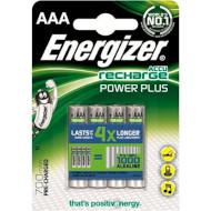 Аккумулятор ENERGIZER Recharge Power Plus AAA 700mAh 4шт/уп (ENR PP RECH 700)