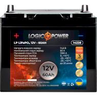 Автомобільний акумулятор LOGICPOWER LiFePO4 12В 60 Агод (LP14228)