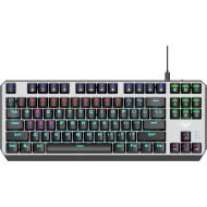 Клавіатура AULA Aegis Blue Switch (6948391240282)