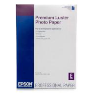 Фотопапір EPSON Premium Luster Photo A3+ 255г/м² 100л (C13S041785)