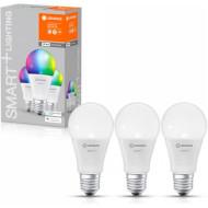 Розумна лампа OSRAM Smart+ Classic Multicolor E27 9Вт 2700-6500K 3шт (4058075485754)