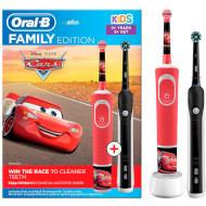 Набор зубных щёток BRAUN ORAL-B Pro 700 + Kids Cars Family Edition (80339049)