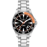Часы HAMILTON Khaki Navy Scuba Automatic 40mm Black Dial (H82305131)