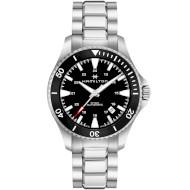 Часы HAMILTON Khaki Navy Scuba Automatic 40mm Black Dial (H82335131)