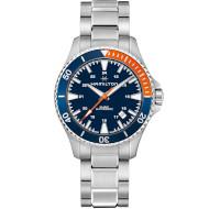 Часы HAMILTON Khaki Navy Scuba Automatic 40mm Blue Dial (H82365141)