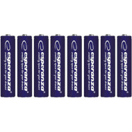 Батарейка ESPERANZA High Power AA 8шт/уп (EZB103)