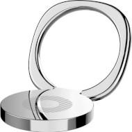 Кольцо-держатель для смартфона BASEUS Privity Ring Bracket Silver (SUMQ-0S)
