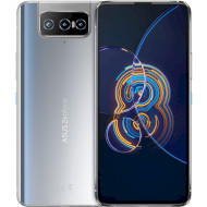 Смартфон ASUS ZenFone 8 Flip 8/256GB Glacier Silver (ZS672KS-8J004EU)