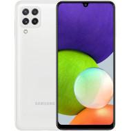 Смартфон SAMSUNG Galaxy A22 4/128GB White (SM-A225FZWGSEK)