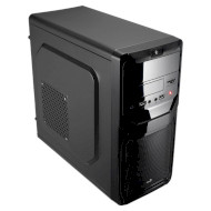 Корпус AEROCOOL PGS Qs-183 Advance Black (550W)