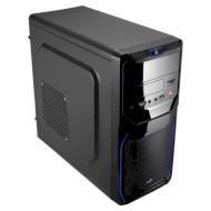 Корпус AEROCOOL PGS Qs-183 Advance Blue (550W)