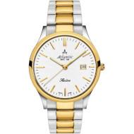 Часы ATLANTIC Sealine Gents Bicolor Silver Steel (62346.43.21)