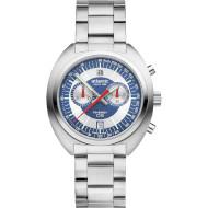 Часы ATLANTIC Timeroy CS Chrono Blue Steel (70467.41.55)