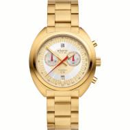 Часы ATLANTIC Timeroy CS Chrono Gold PVD (70467.45.35)