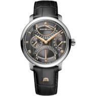 Часы MAURICE LACROIX Masterpiece Triple Retrograde 43mm (MP6538-SS001-310-1)