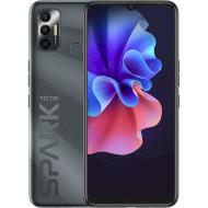 Смартфон TECNO Spark 7 4/128GB Magnet Black