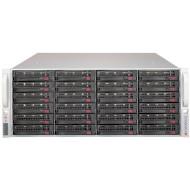 Корпус серверный SUPERMICRO SuperChassis 846BE1C-R1K28B 1280Вт