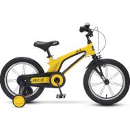 """Велосипед дитячий MONTASEN M-F800 Yellow 16"""""""