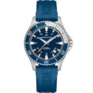 Часы HAMILTON Khaki Navy Scuba Automatic 40mm Blue Dial (H82345341)