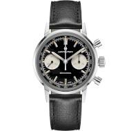 Часы HAMILTON American Classic Intra-Matic Chronograph H 40mm Black Dial (H38429730)